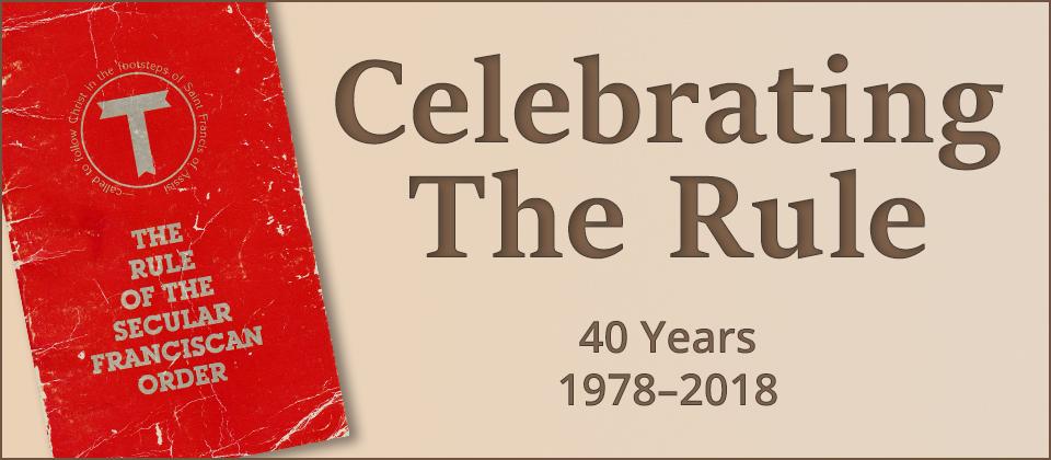 Celebrate the Rule Cards – Week 8: Do I live the Gospel?