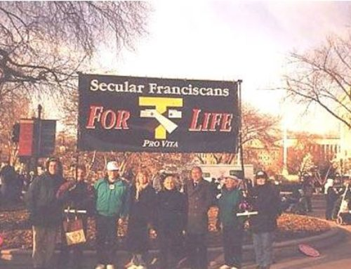 COME AND MARCH FOR LIFE IN PRAYER