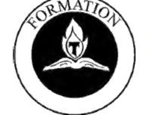 Formation Commission – TAU-USA Issue # 102