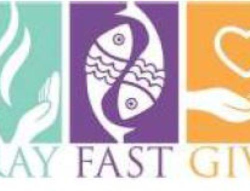 Lenten Season of Peace – J.P.I.C. from Carolyn Townes