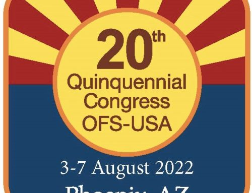 Registration is open for the 2022 Quinquennial Congress