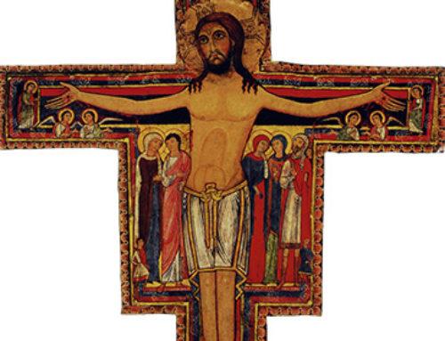 The San Damiano Crucifix