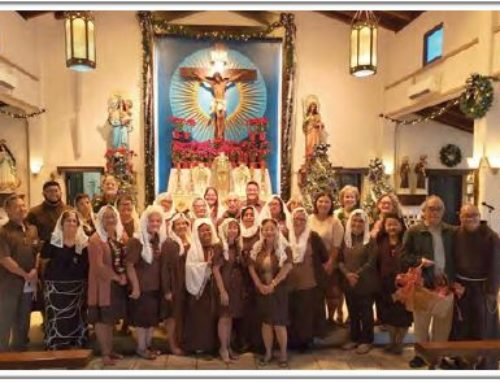 ST. PADRE PIO SECULAR FRANCISCAN FRATERNITY, GUAM