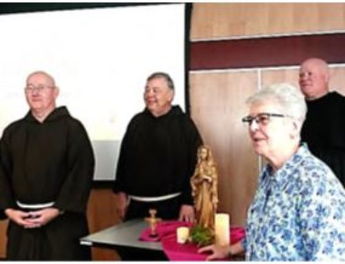 "Summer Seminar for Secular Franciscans ""Clare of God"""