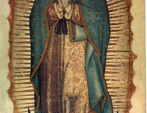 Celebrating Our Lady of Guadalupe