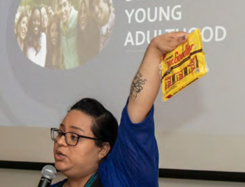 YouFra Team Brings Youthful Exuberance